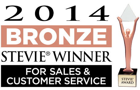 Consumer Priority Service wins a Bronze Stevie® Award for Best Use of