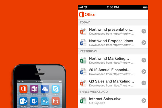 Microsoft Now You Can Create Edit On Office Mobile Apps