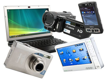 Electronics warranties