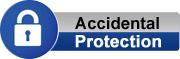 Accidental warranty seal