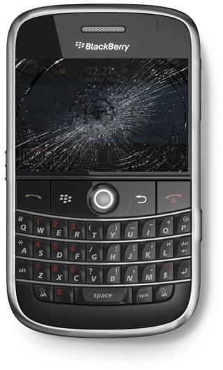 Broken blackberry warranty Warranty