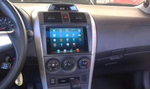 Apple car dashboard