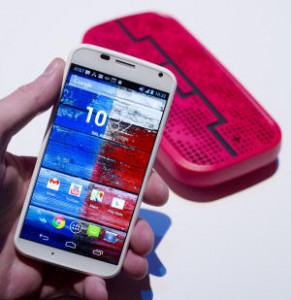 Is there room for the Moto X in the crowded phone market?