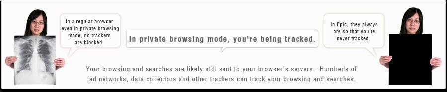 epic browser vs chrome
