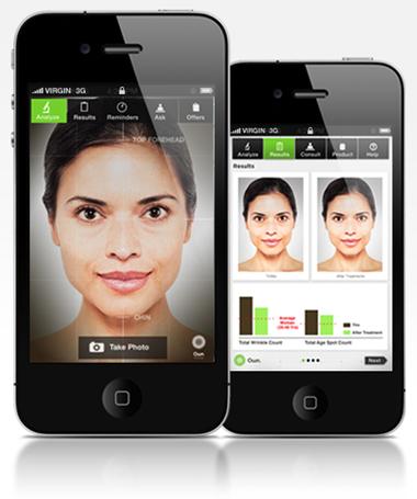 My Own Beauty app